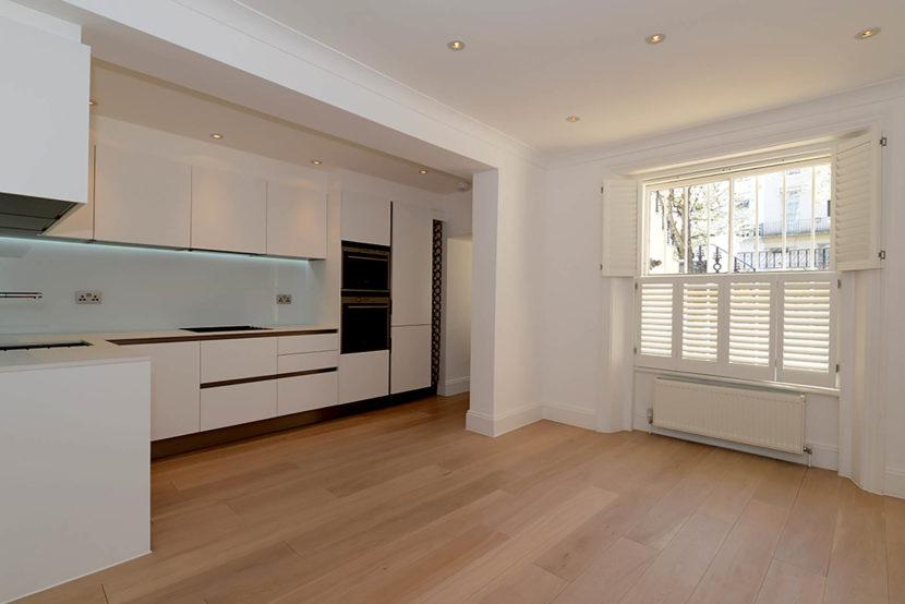 Chepstow Crescent kitchen