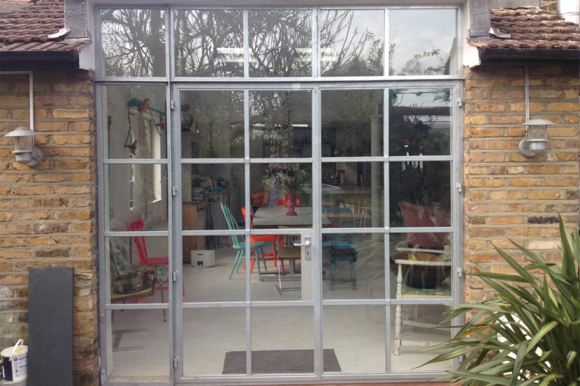 London NW10 Crittal doors