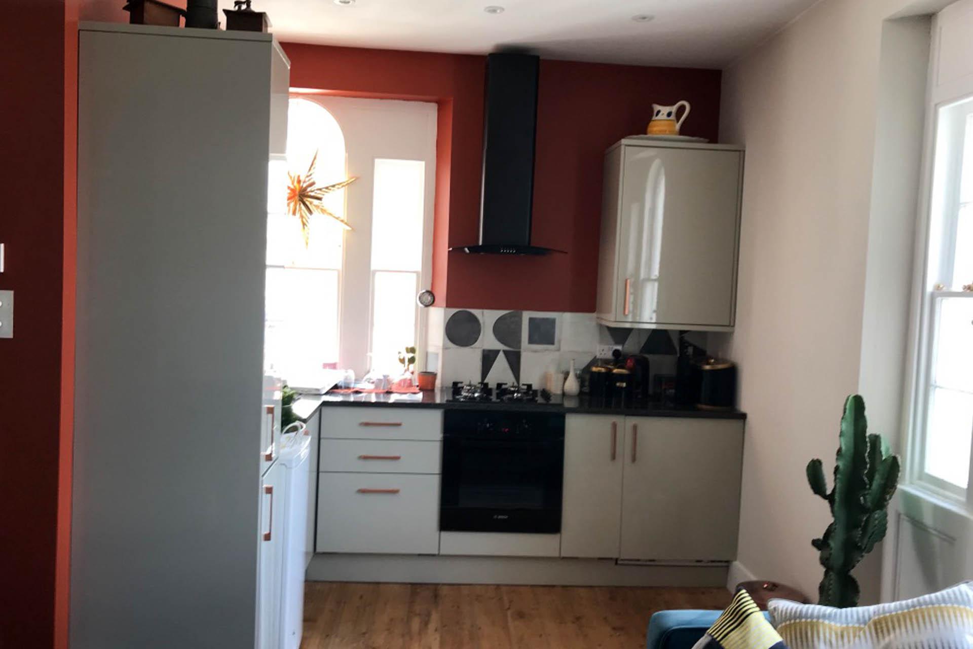 KIlburn NW6 kitchen