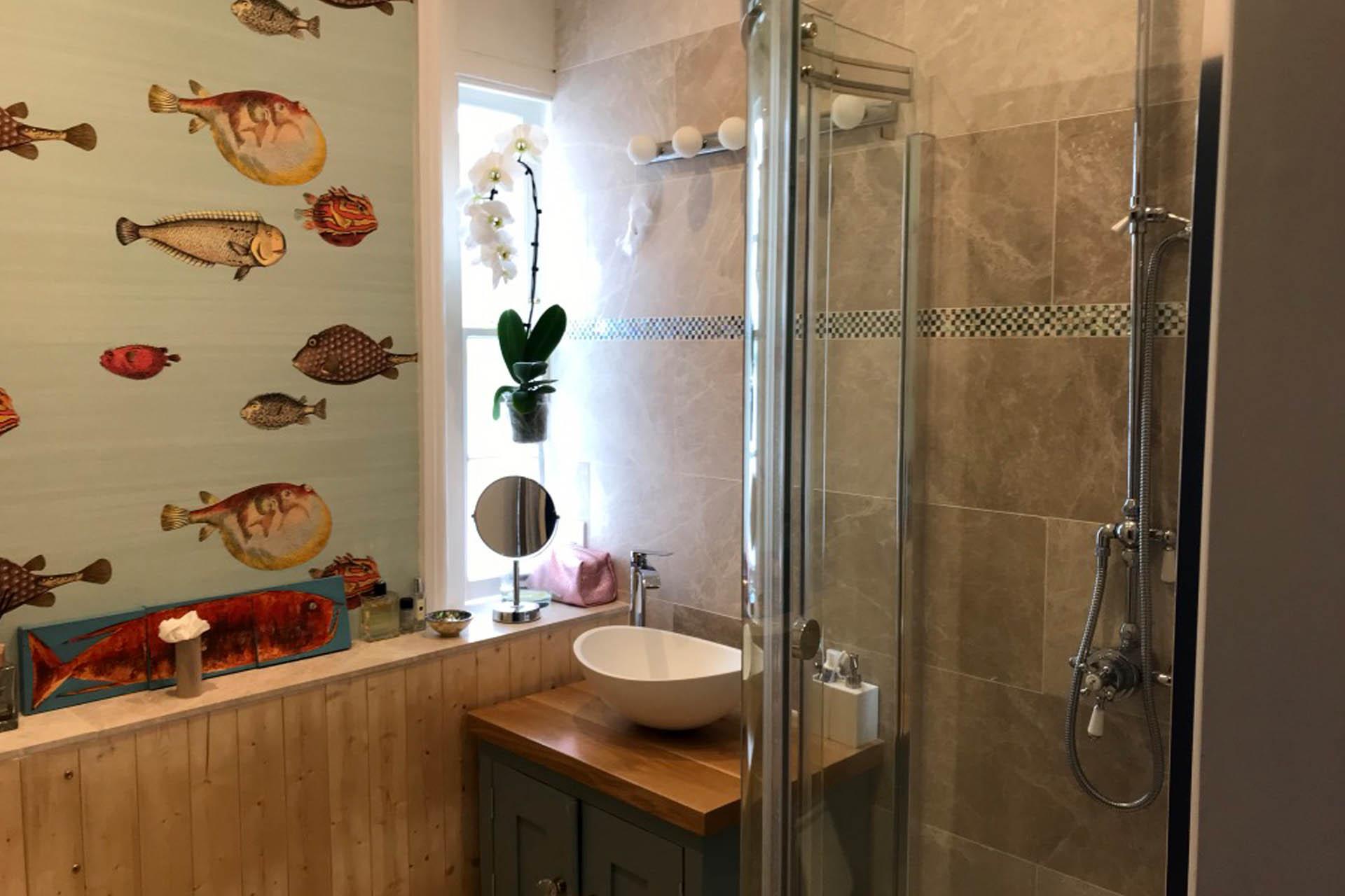 KIlburn NW6 new bathroom installed