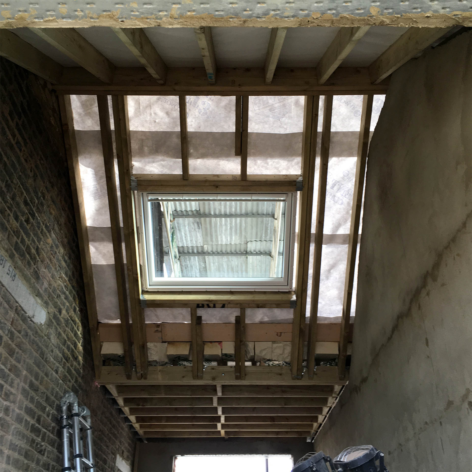 NW10 project Velux windows