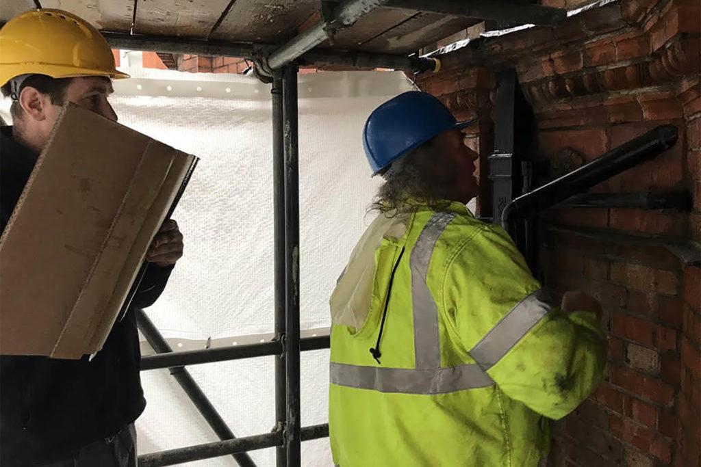 No8 foreman and engineer